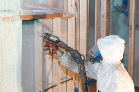 Winnipeg home in need of spray foam insulation